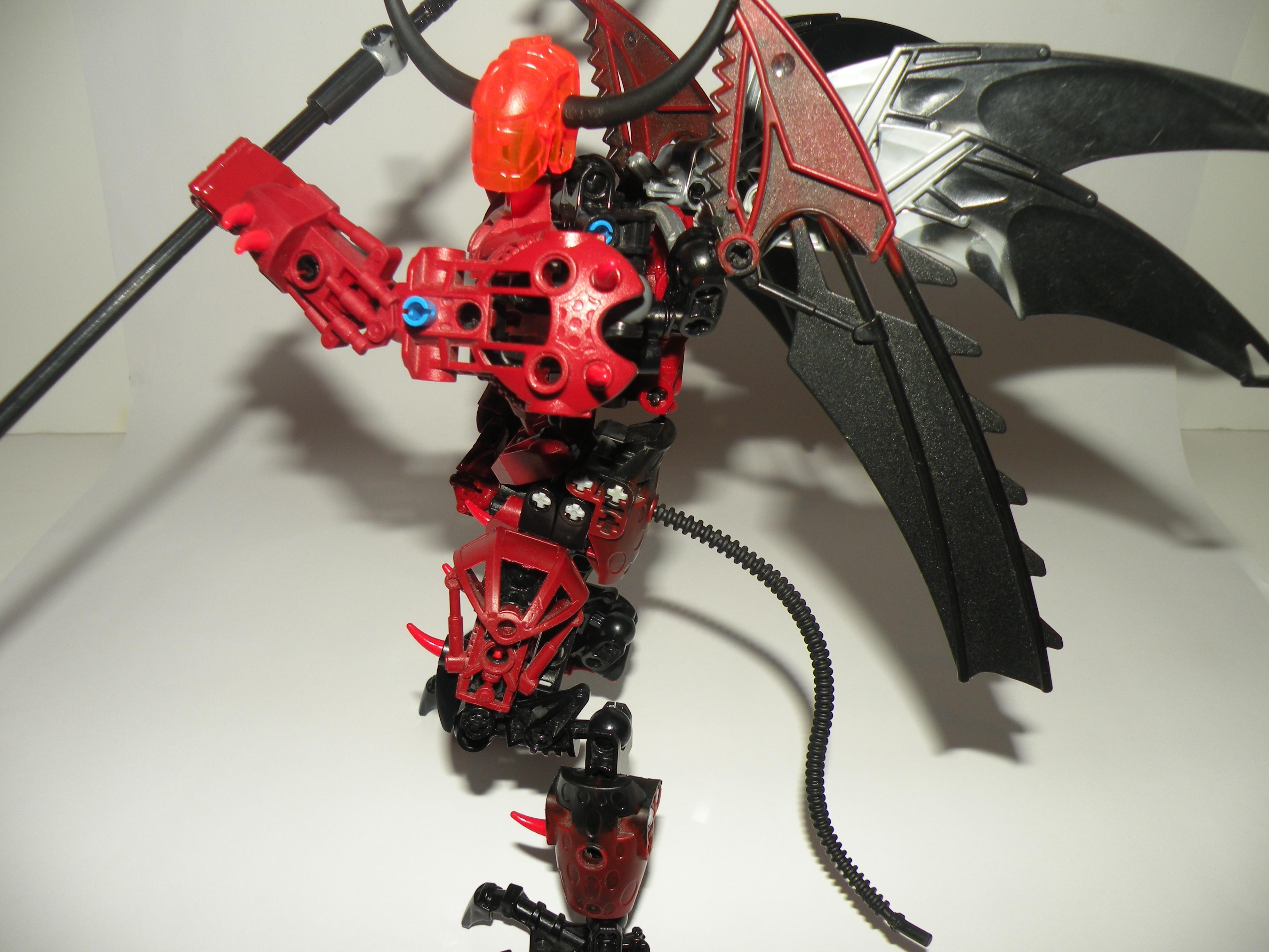 [MOC] Concours halloween 2010 : Satan Dscn1724