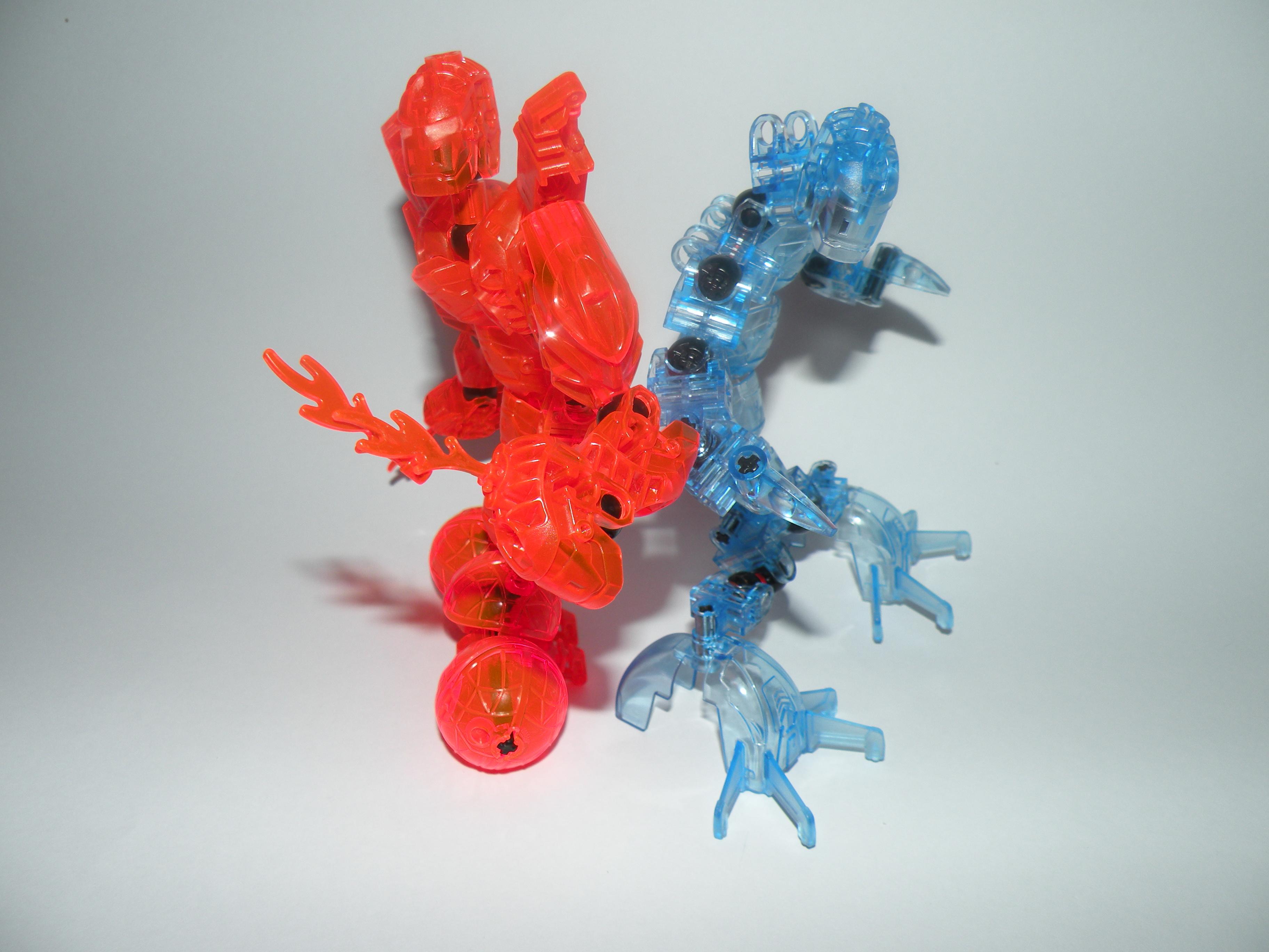 [MOC] Les nouvelles créations de Peterbionicle (annonce) - Page 10 Fire-water