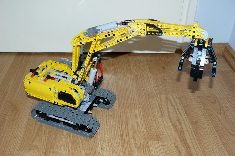 Technic 42006 Replica By Dokludi Lego Technic And Model Team