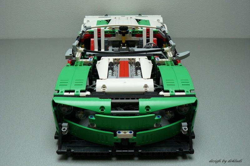 C Model 42039 Winter Killer Lego Technic And Model Team