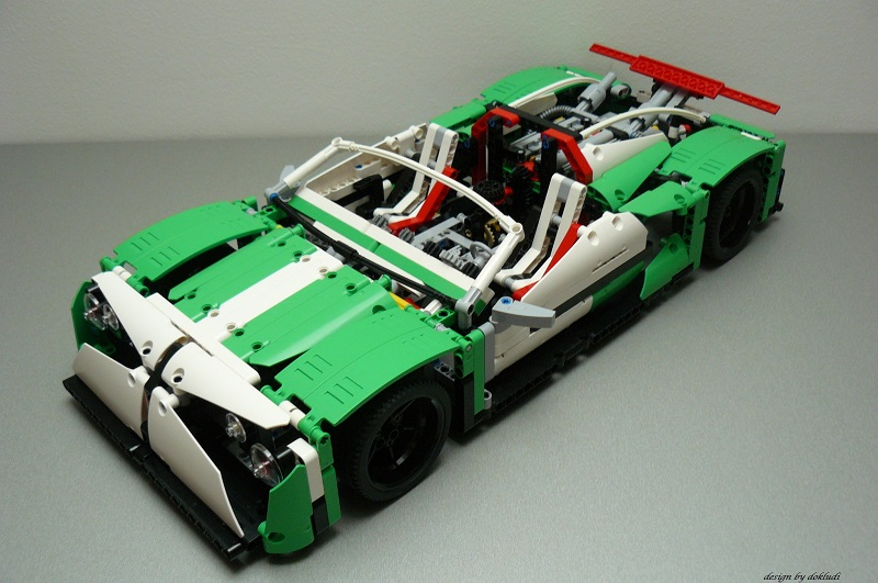 42039 E Modell The Spawn By Dokludi Lego Technic And Model