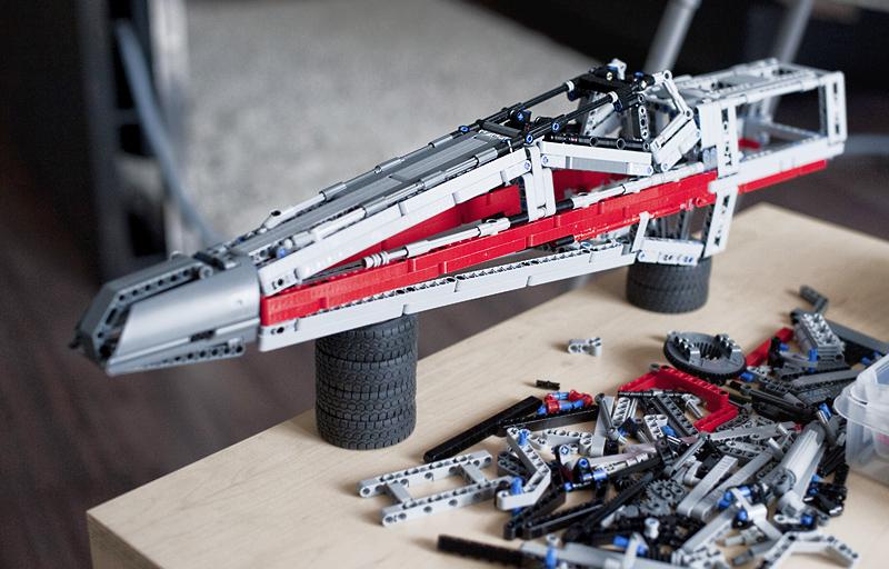 Technic X Wing Lego Star Wars Eurobricks Forums