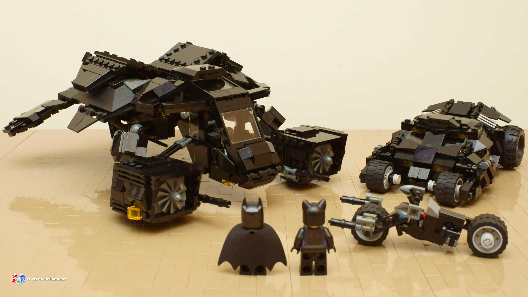 Видео урок: Как сделать Lego Бэтмена своими руками 73