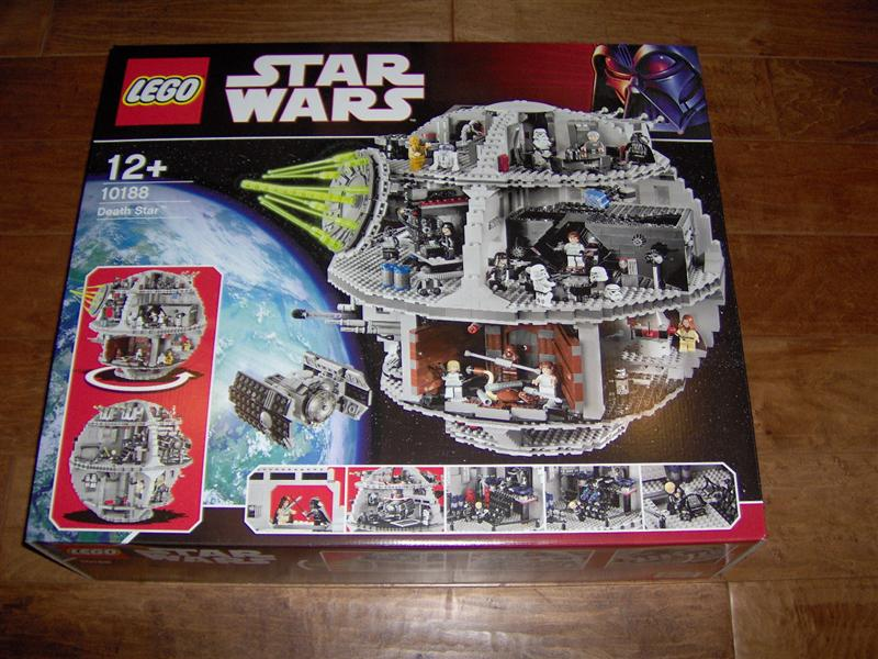 death star lego box - photo #25