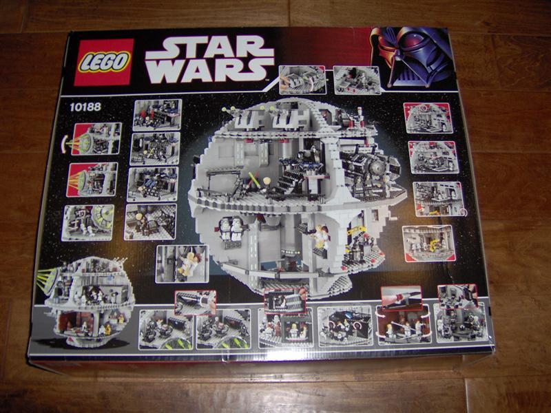 Review 10188 Death Star Lego Star Wars Eurobricks Forums