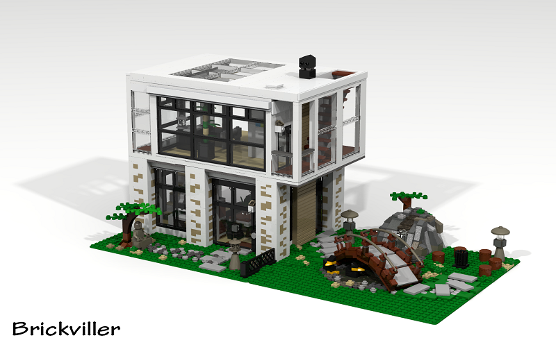 Contest Voting For The Free Build Category Lego