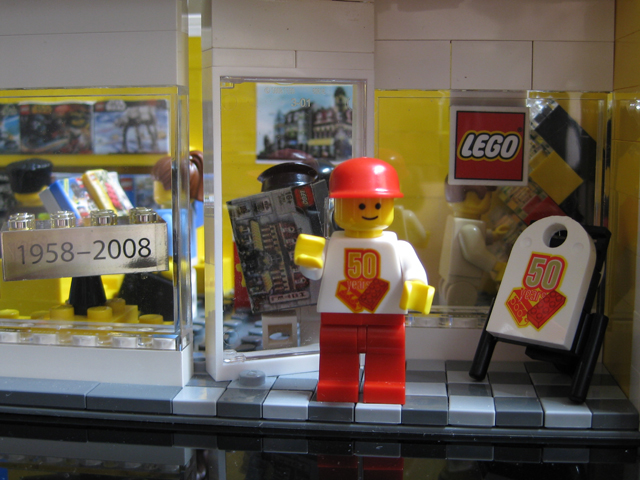 MOC: Lego Store - LEGO Town - Eurobricks Forums
