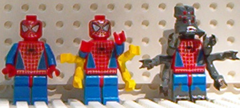 lego spiderman 2099 - photo #38
