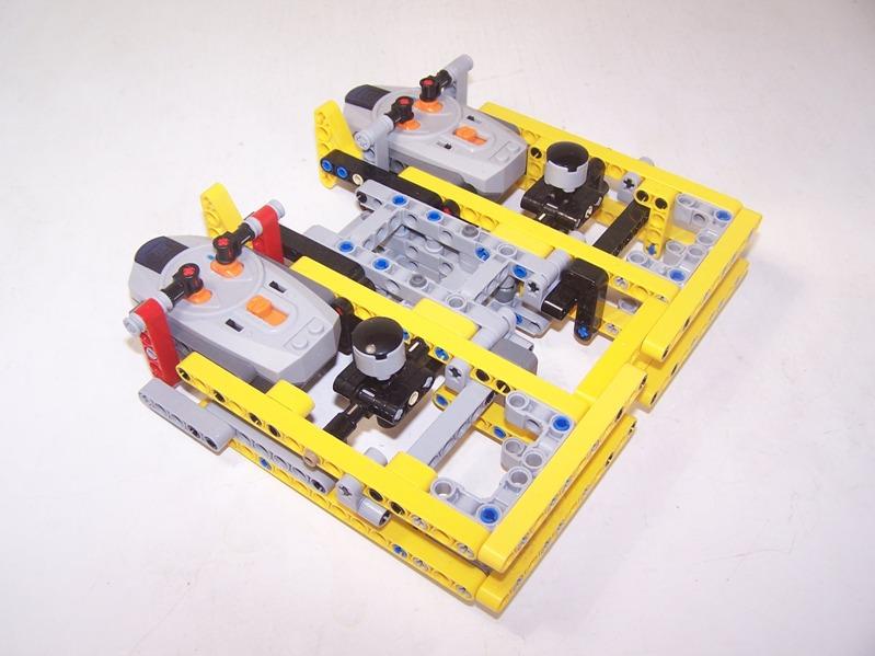 lego 4x4 crawler instructions