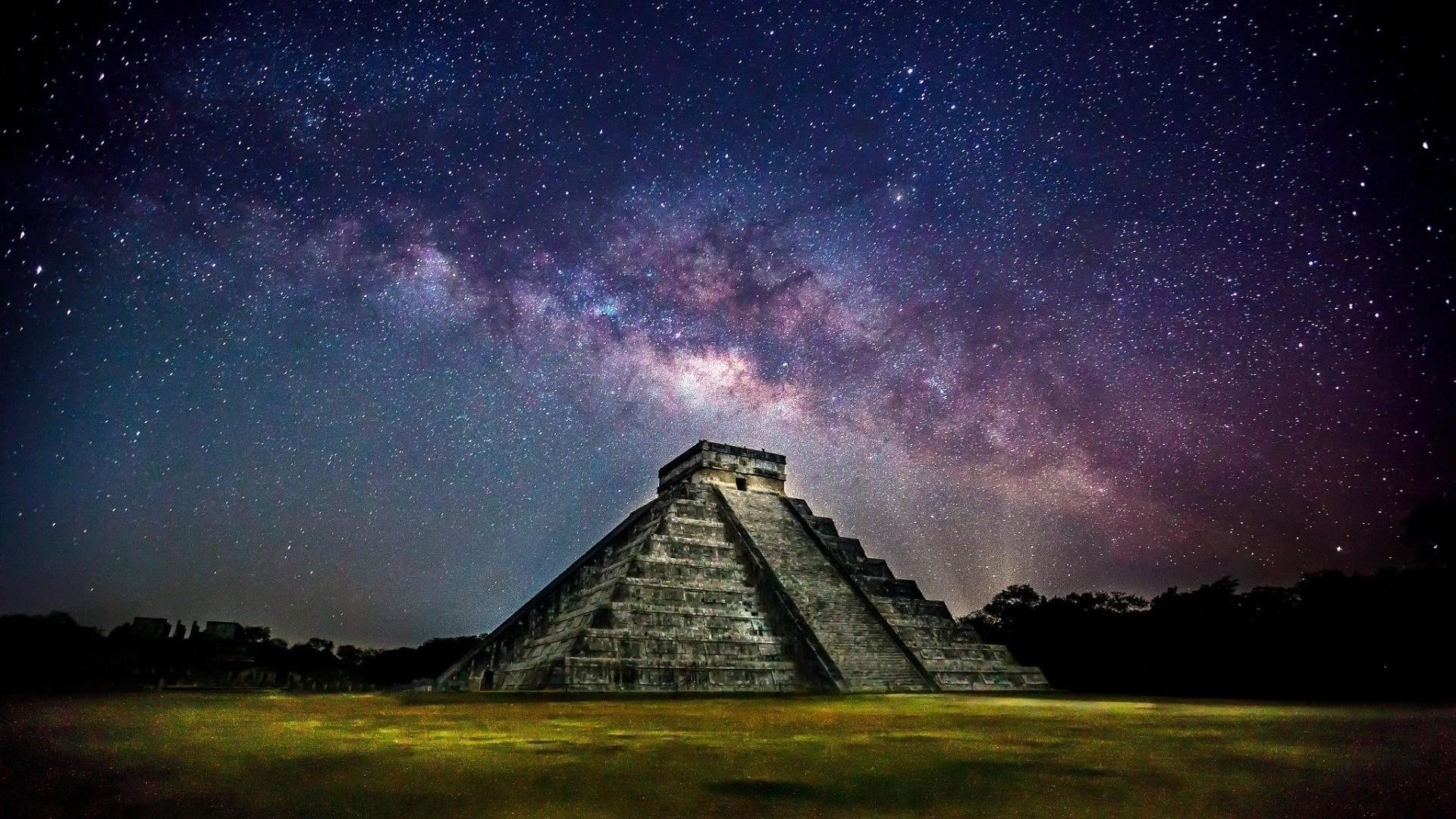 Chichen Itza 墨西哥金字塔
