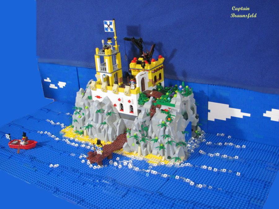 moc probably 6265 sabre island revisited   pirate mocs   eurobricks