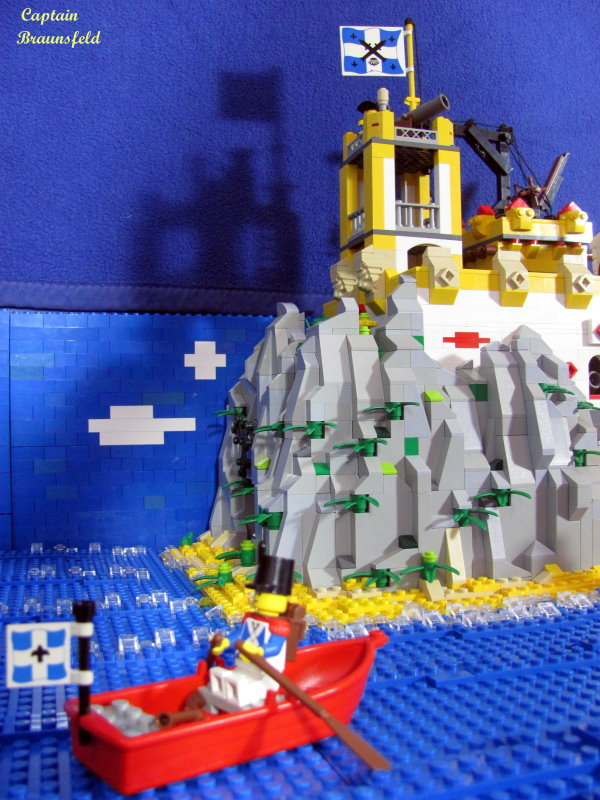 moc probably 6265 sabre island revisited   pirate mocs