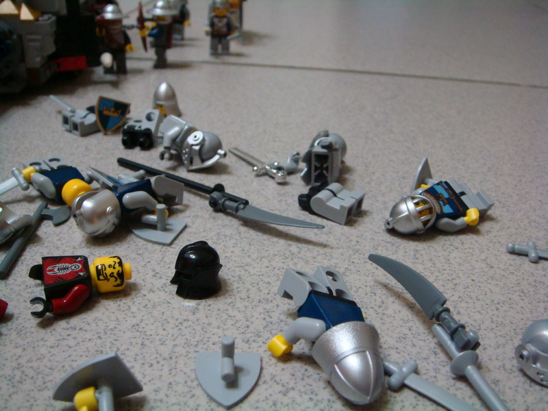 先锋军与骷髅军团的会合 帕奇大陆 POCKYL