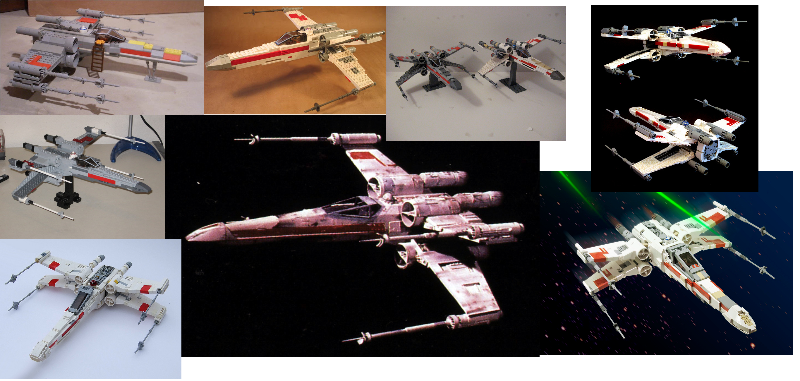 lego x wing instructions 6212