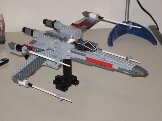 X-wing Flight
