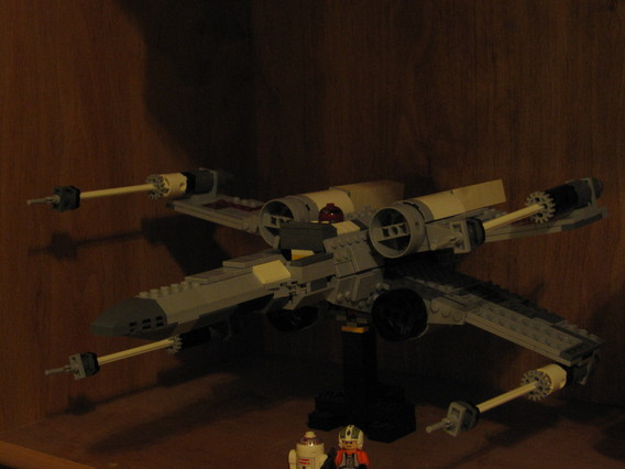 X-wing Wip8