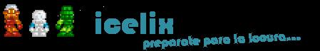 la ciudad de los comics Icelix_logo