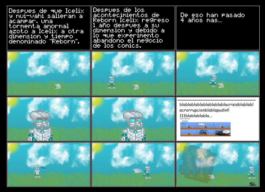 Icegio's Adventures! Comic_1