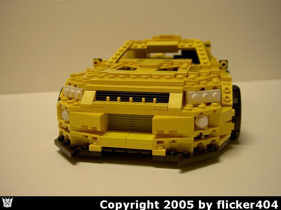 Nissan Skyline GTR: A LEGO creation by Zach Sweigart : MOCpages.com