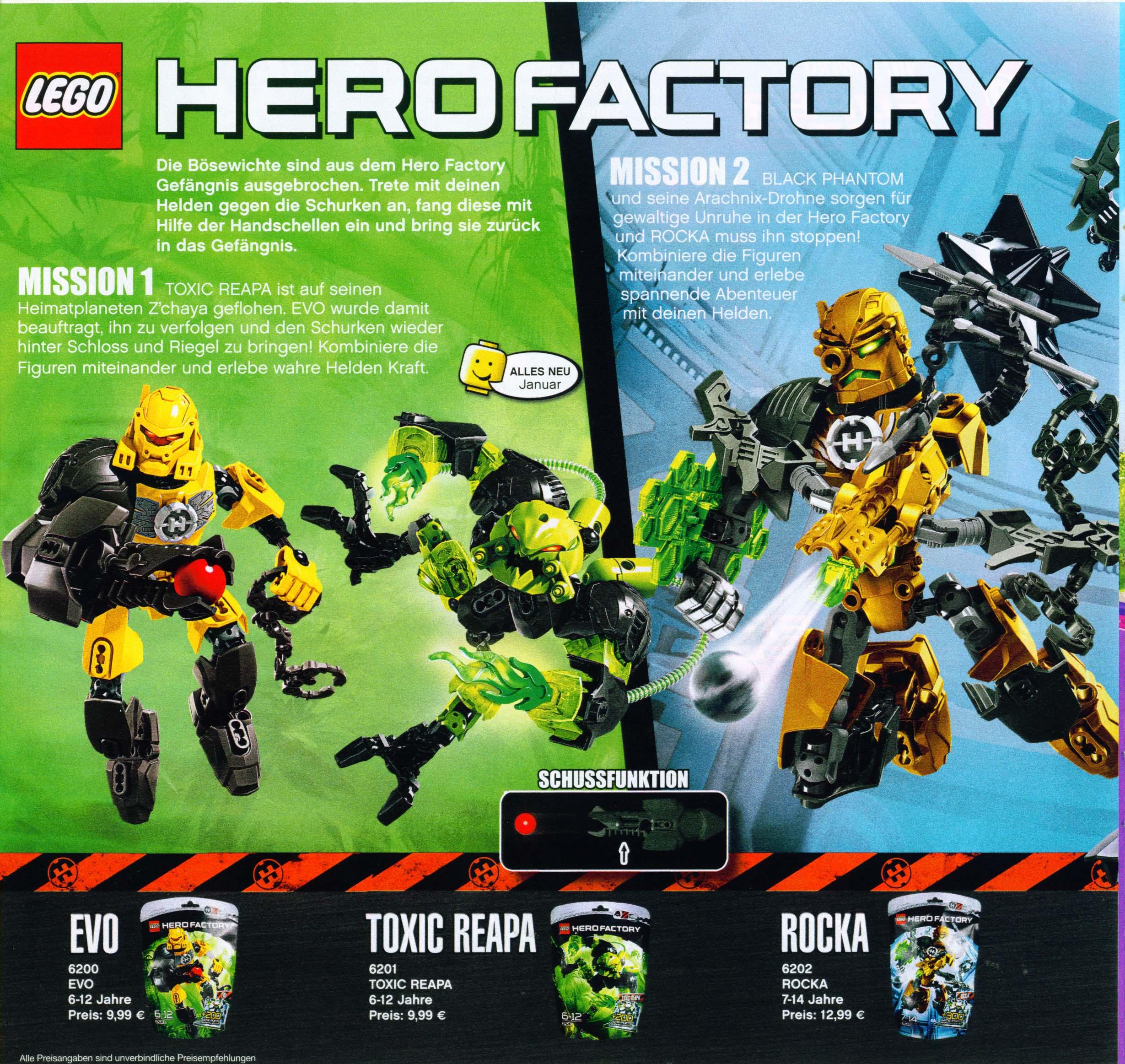 Lego Hero Factory Инструкция По Сборке