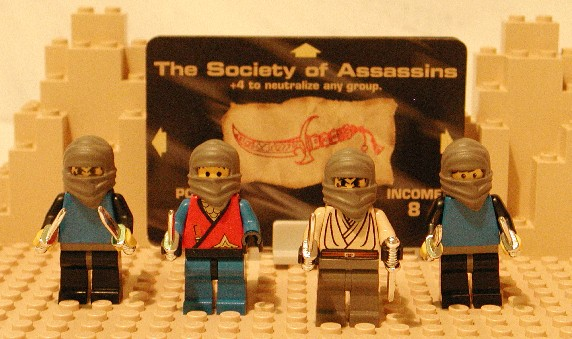 The Society of Assassins