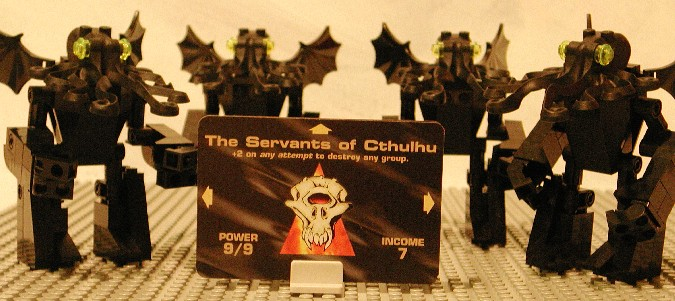The Servants of Cthulhu