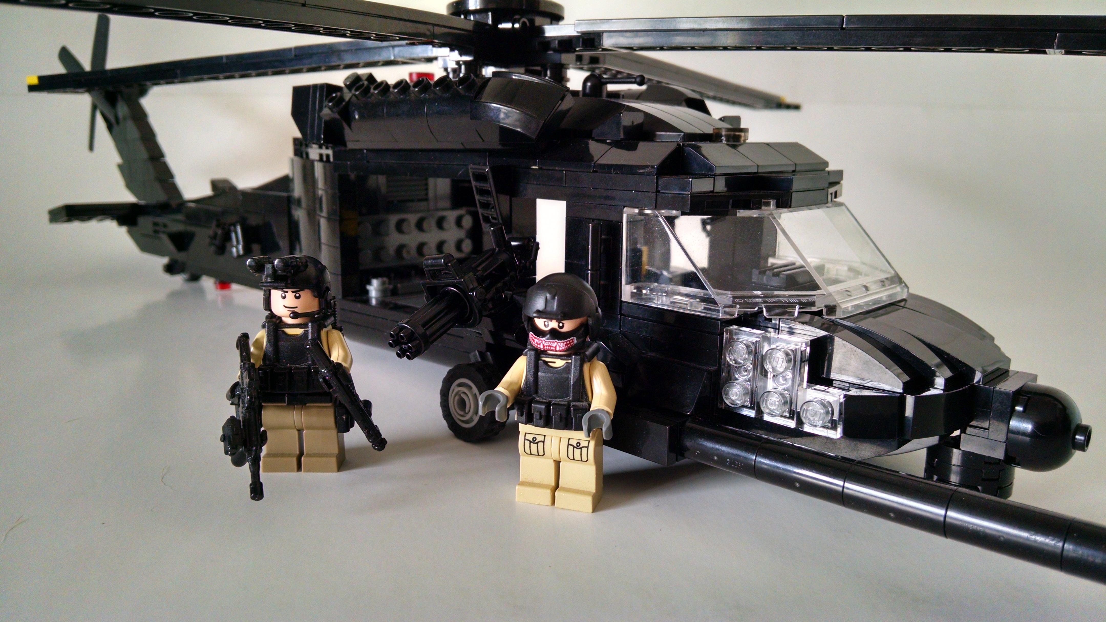 [MOC] MH-60M Blackhawk Helicopter as used by the 160th ...