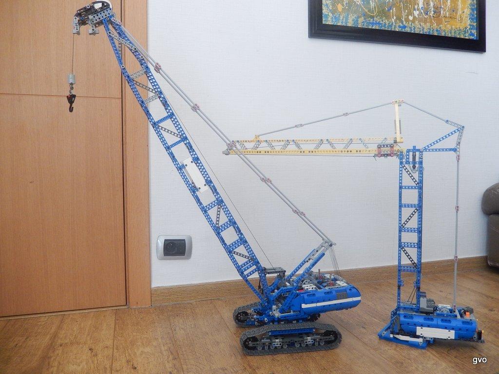 WIPMOD Compact Tower Crane
