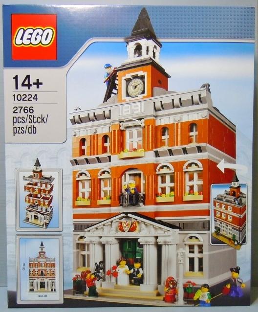 2012 Modular Buildings 10224 Town Hall 市政廳