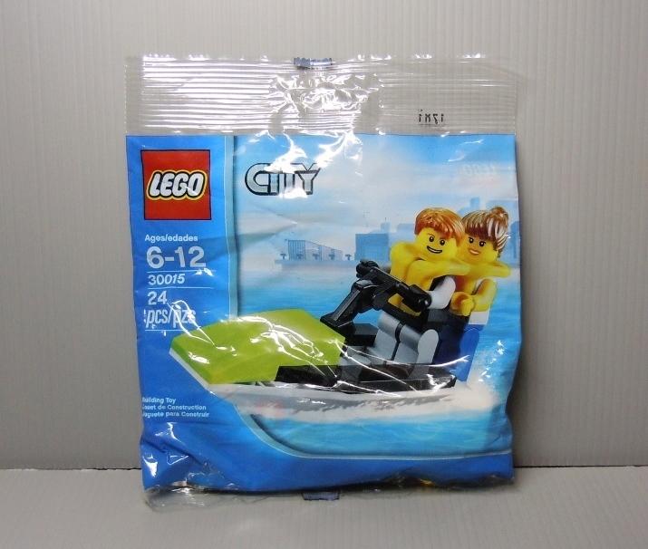 2011 City 30015 Jet Ski 水上摩托車