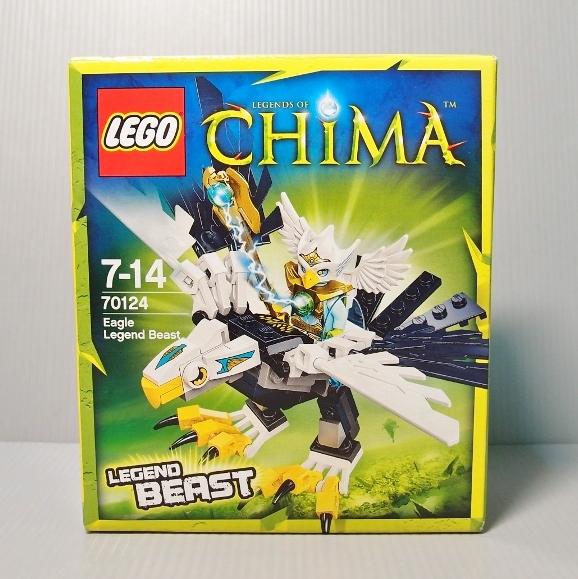 2014 70124 Eagle Legend Beast 鷹之神獸