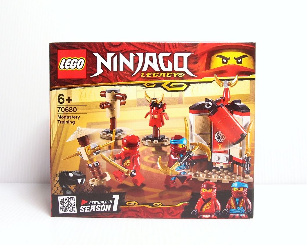 2019 Ninjago 70680 Monastery Training 寺廟修行
