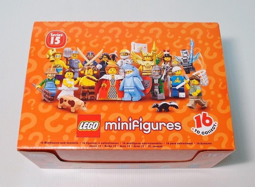[人偶抽抽包(minifigures )] 2016 71011 Minifigures Series 15 人偶抽抽包 第十五代
