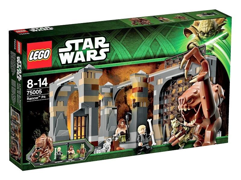 2013 Star Wars 75005 Rancor Pit 龍戈獸的陷阱