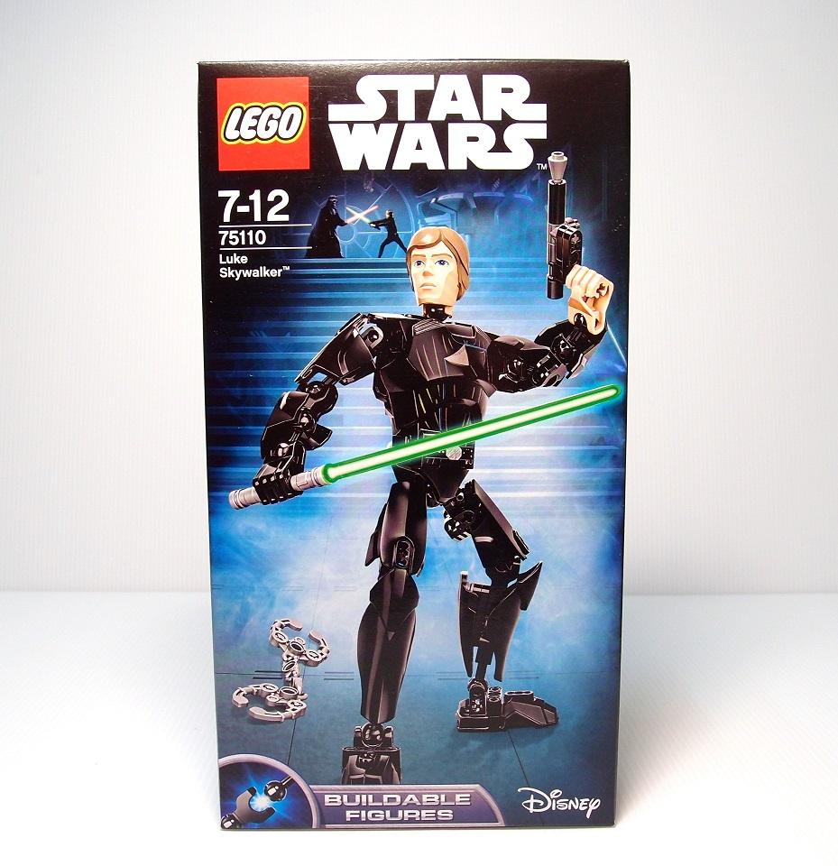 2015 Star Wars 75110 Luke Skywalker 路克·天行者