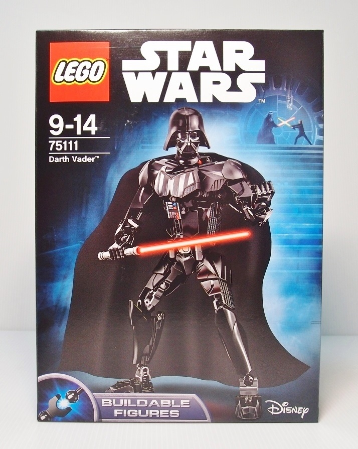 2015 Star Wars 75111 Darth Vader 達斯 ‧ 維德