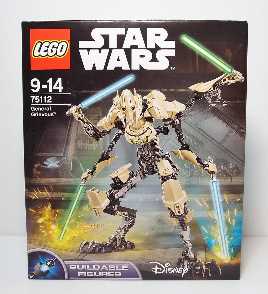 2015 Star Wars 75112 General Grievous 葛里維斯將軍