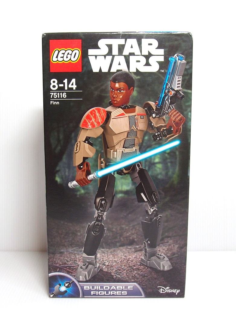 2016 Star Wars 75116 Finn 芬恩