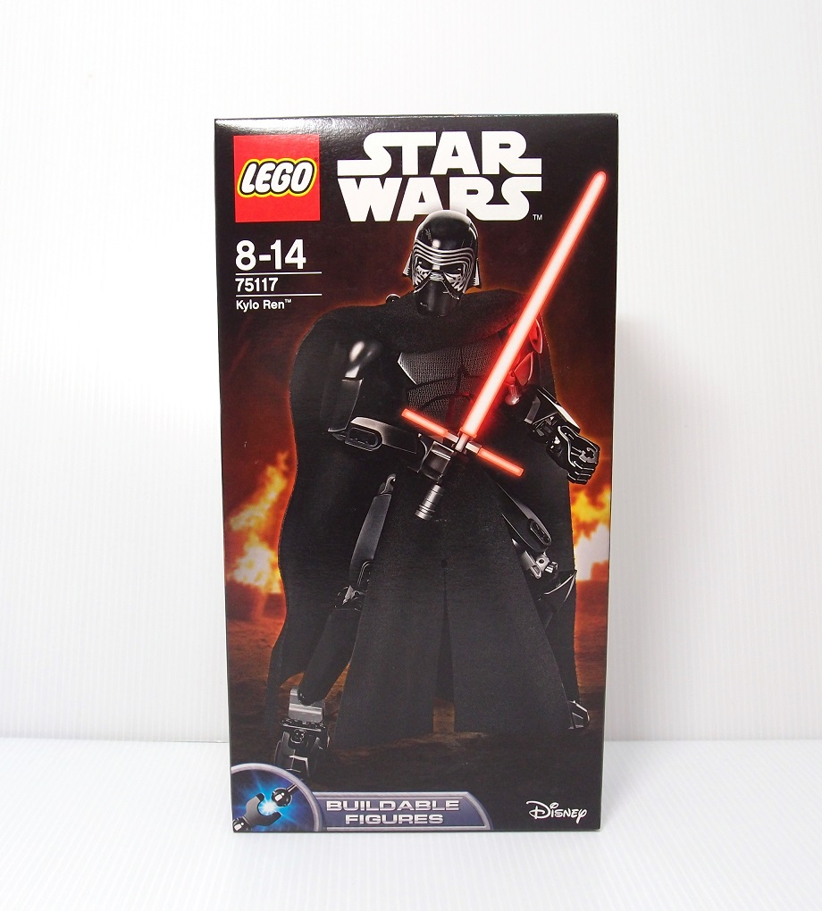 2016 Star Wars 75117 Kylo Ren 凱羅忍