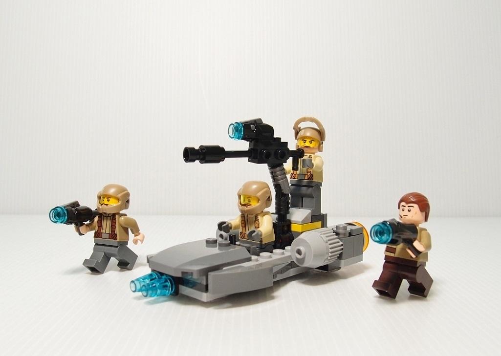 [星戰]2016 Star Wars 75131 Resistance Trooper Battle Pack 反抗軍部隊戰鬥包