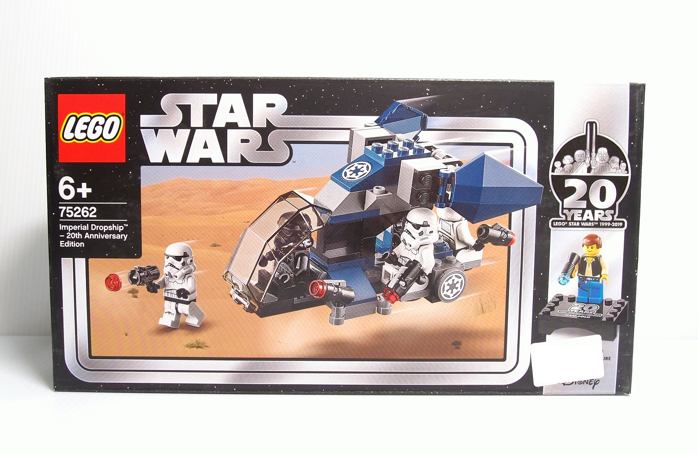 2019 Star Wars 75262 Imperial Dropship – 20th Anniversary Edition