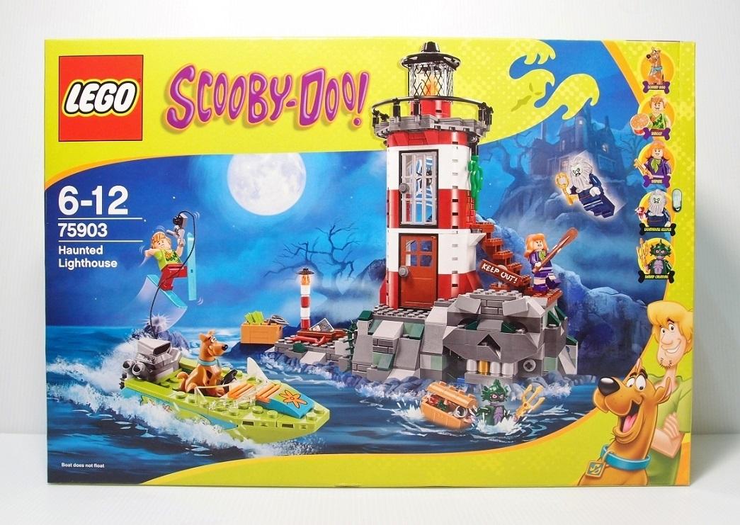 2015 Scooby-Doo 75903 Haunted Lighthouse 鬧鬼燈塔