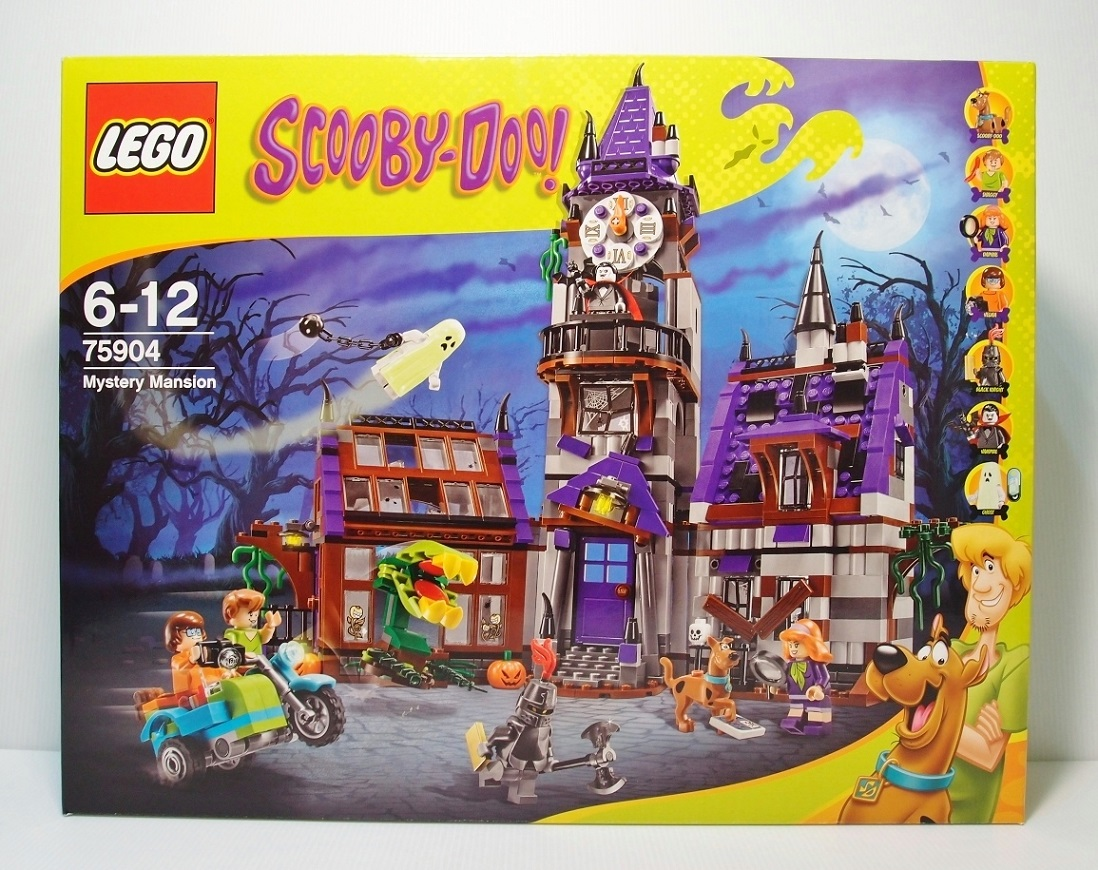 2015 Scooby-Doo 75904 Mystery Mansion 詭異洋房