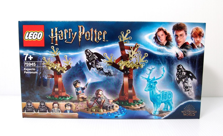 2019 Harry Potter 75945 Expecto Patronum 護法咒