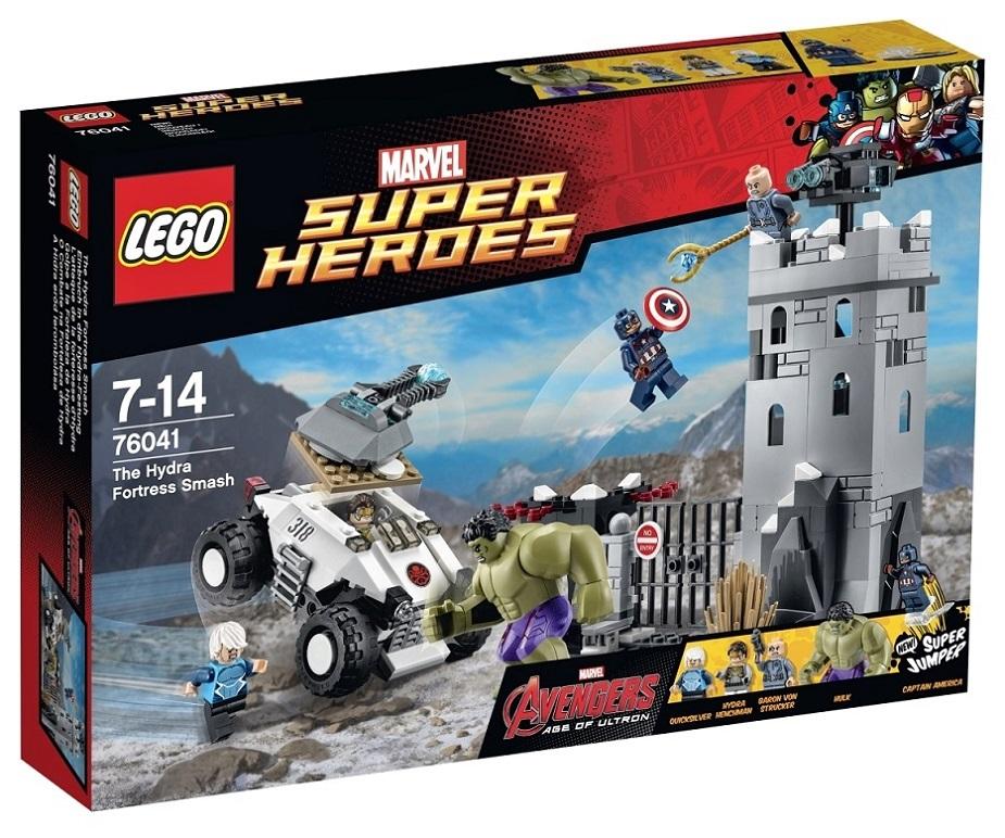 2015 76041 The Hydra Fortress Smash 攻破九頭蛇堡壘