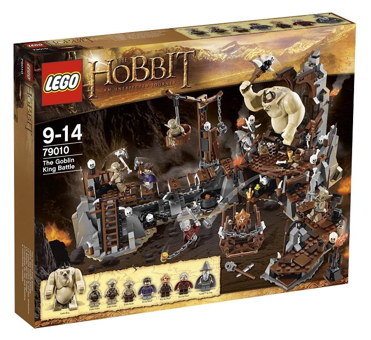 [哈比人] 2012 79010 The Goblin King Battle 決戰哥布林王