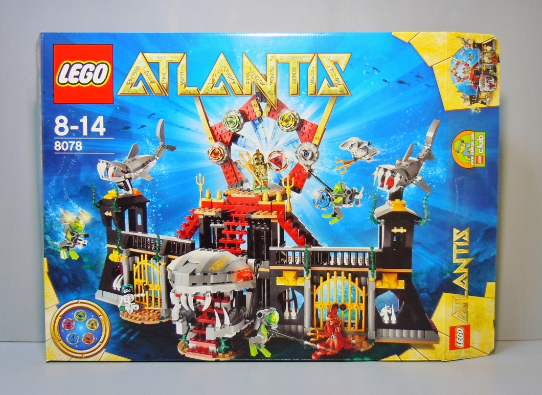 2010 8078 Portal of Atlantis 亞特蘭提斯大門