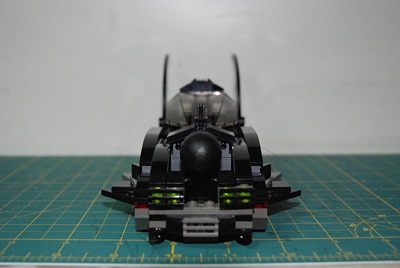 BATMAN 7781 的蝙蝠車