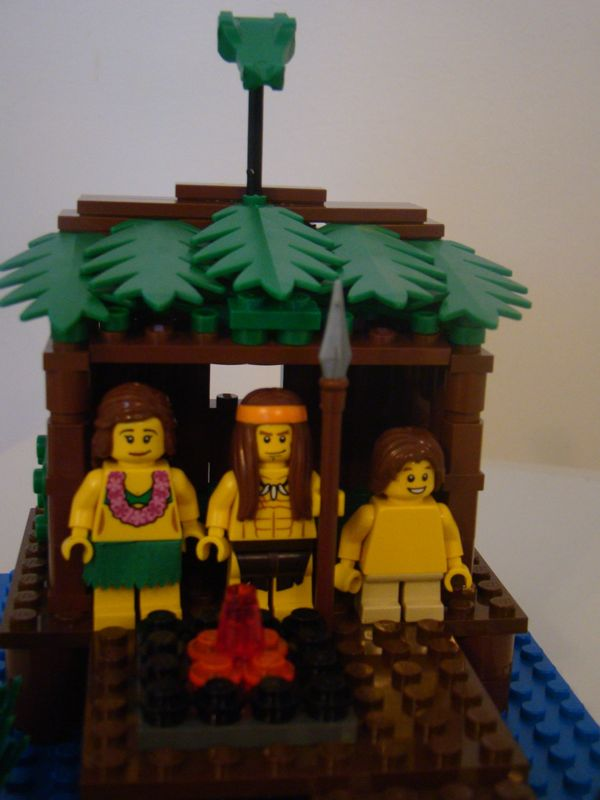 My Own Stone Age Ish Theme Tribes Lego Historic