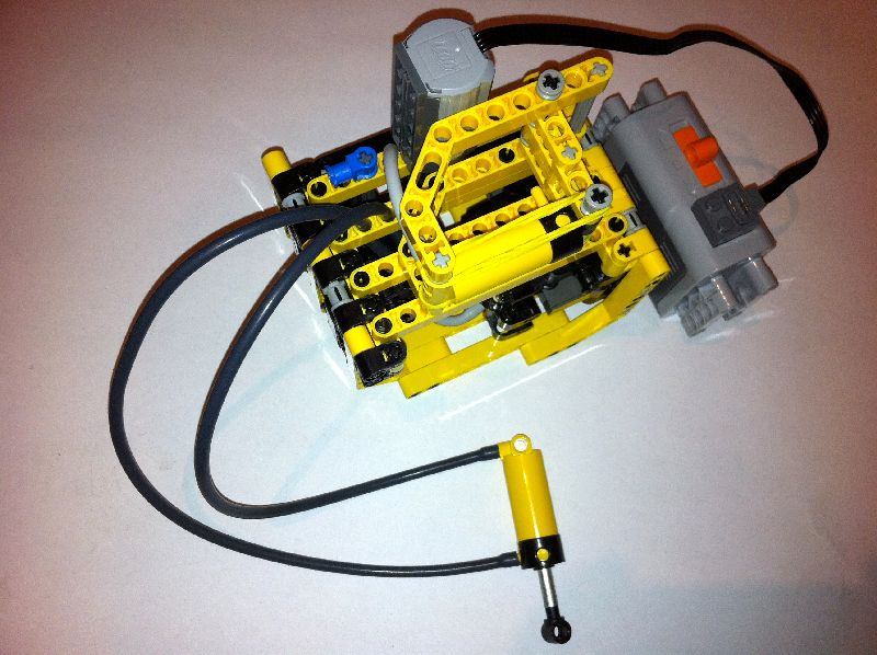 chevy SS (with hydraulics): A LEGO® creation by fabian knight ...